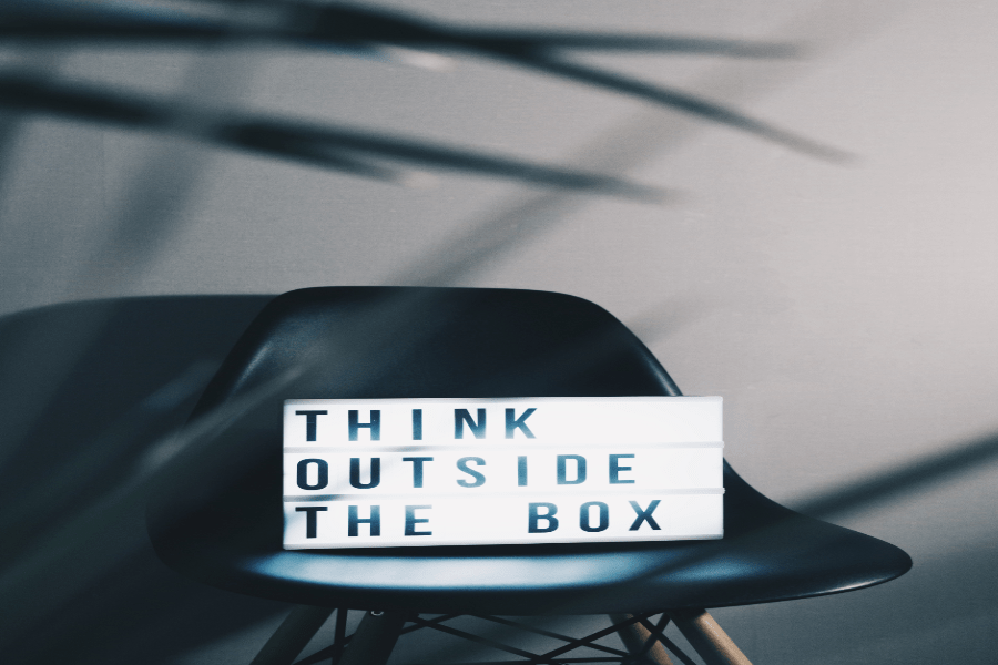 Think Outside The Box On Chair