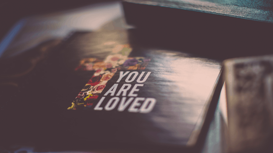 Cross You Are Loved 900x506